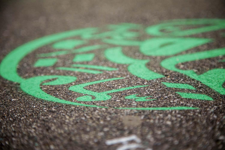 graffiti pubblicitari fondazione torino musei
