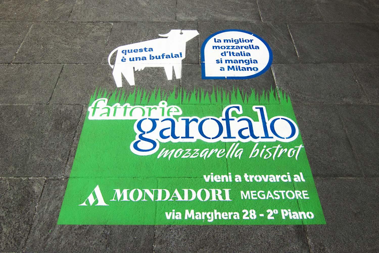 pubblicità outdoor fattorie garofalo