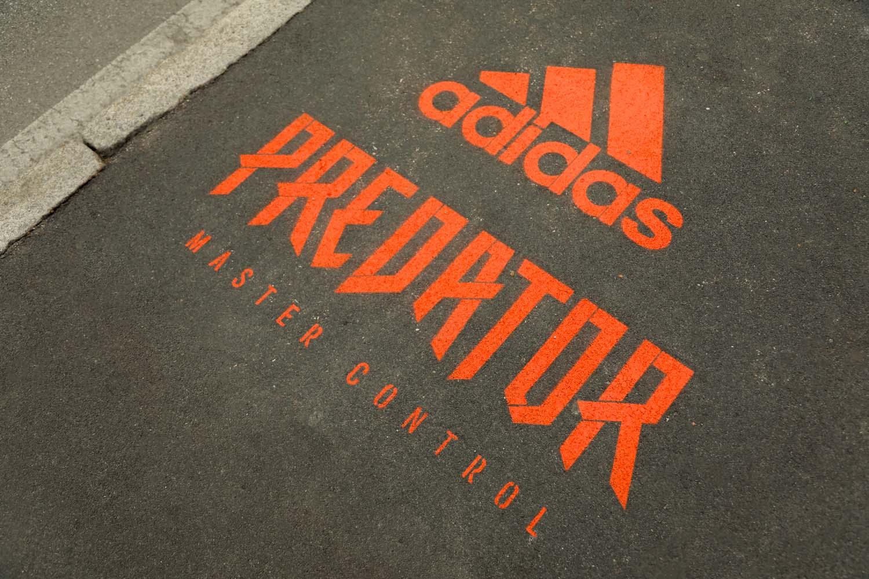 campagna pubblicitaria adidas predator