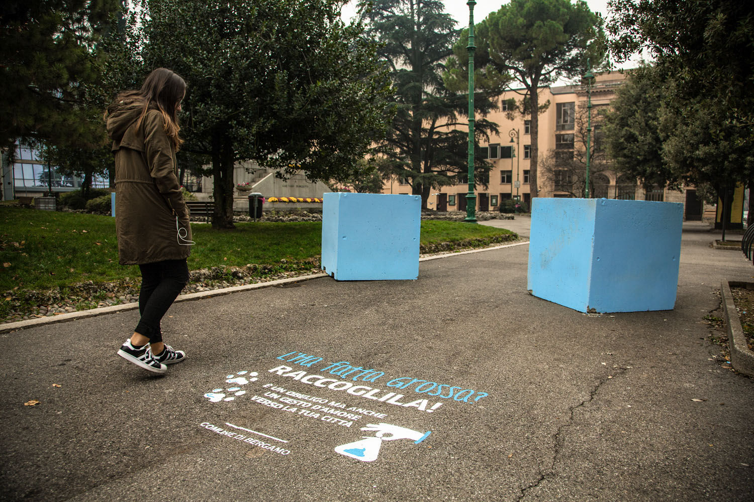 floor marketing bergamo