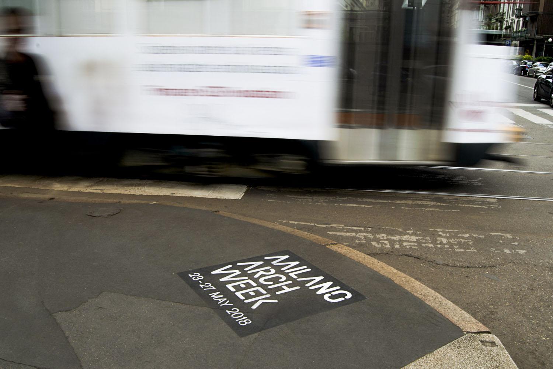 graffiti pubblicitari comune di milano arch week