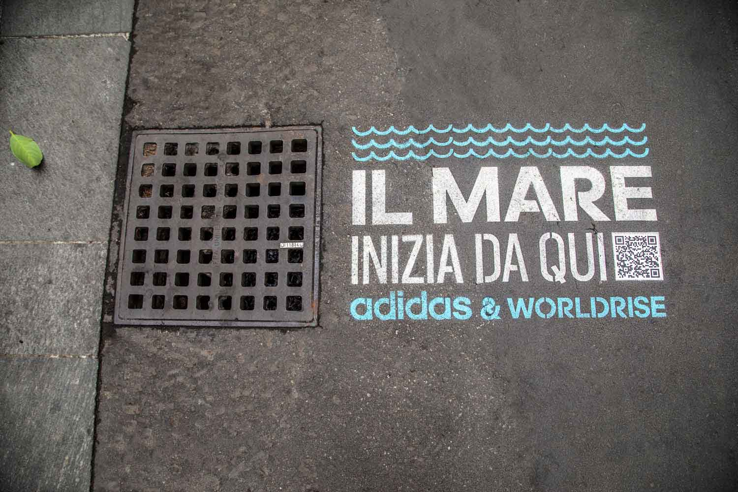 graffiti marketing adidas worldrise