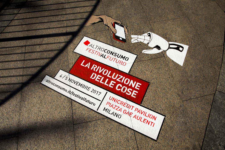 graffiti pubblicitari altroconsumo