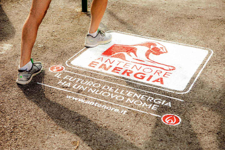 campagna pubblicitaria antenore energia