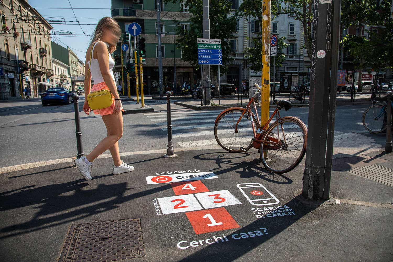 graffiti pubblicità casa it