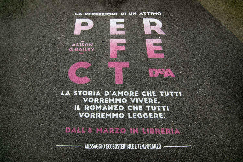 graffiti pubblicitari de agostini