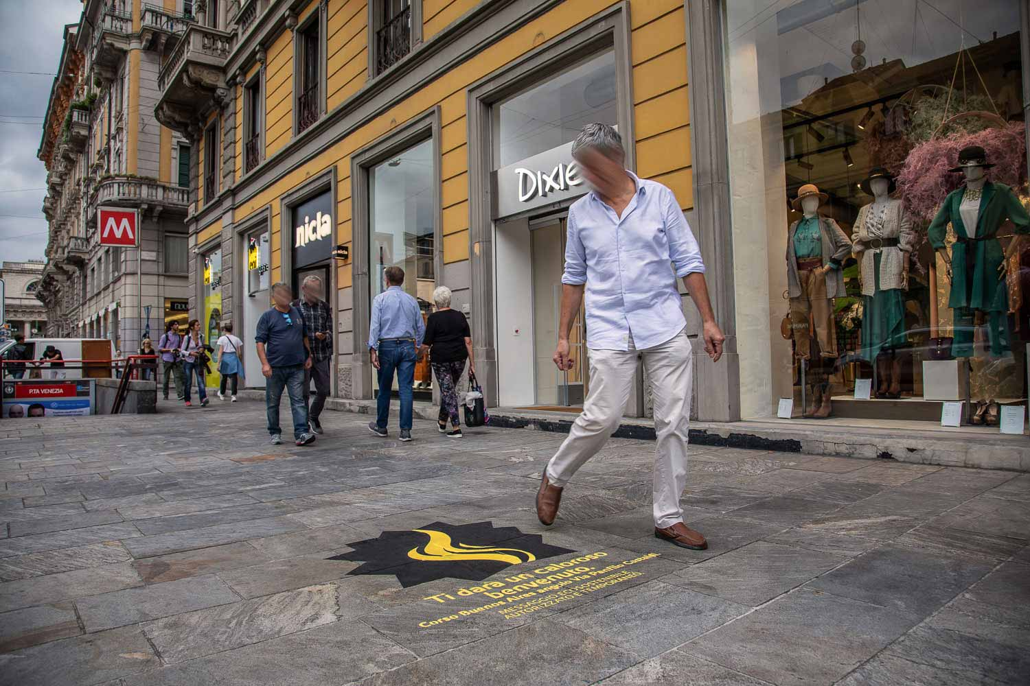 street marketing eni gas e luce