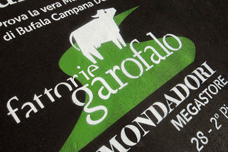 ambient marketing fattorie garofalo