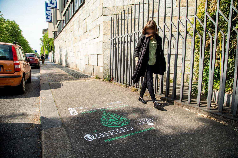 street marketing fondazione torino musei