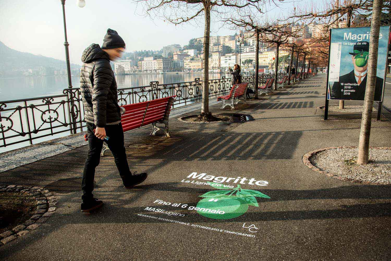 graffiti pubblicitari masi lugano magritte