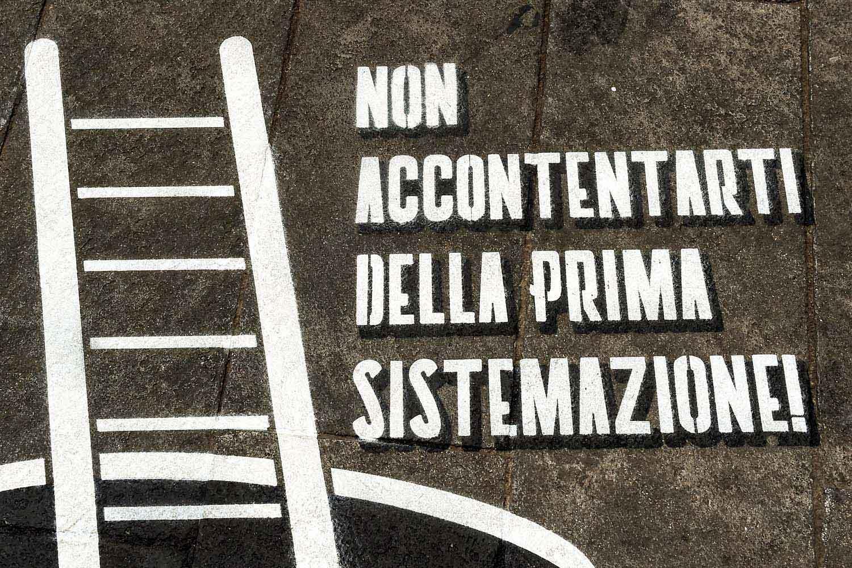 graffiti pubblicitari milanostanze