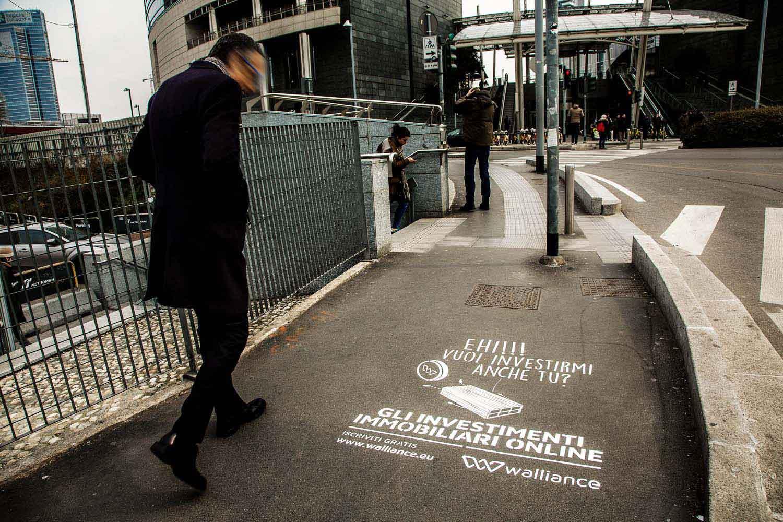 street marketing walliance
