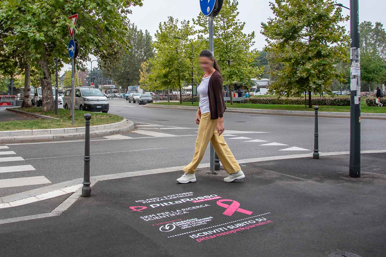 campagna pubblicitaria pittarosso pink parade