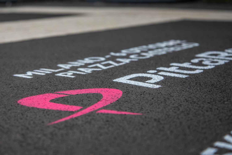 graffiti pubblicitari pittarosso pink parade