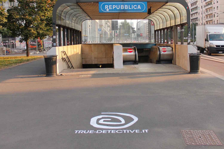 graffiti pubblicitari true detective