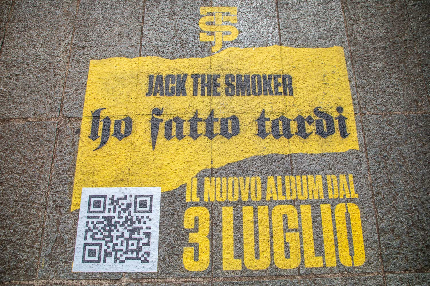 campagna pubblicitaria sony music jack the smocker