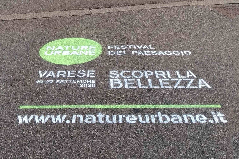 graffiti pubblicitari comune di varese nature urbane