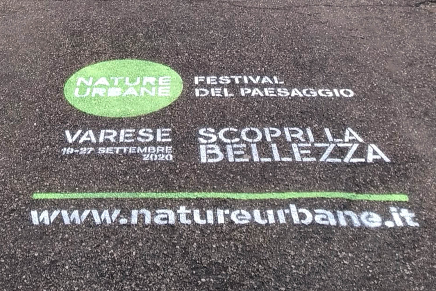 street advertising comune di varese nature urbane