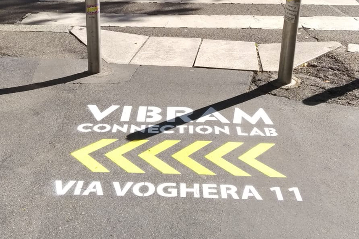 ambient marketing vibram