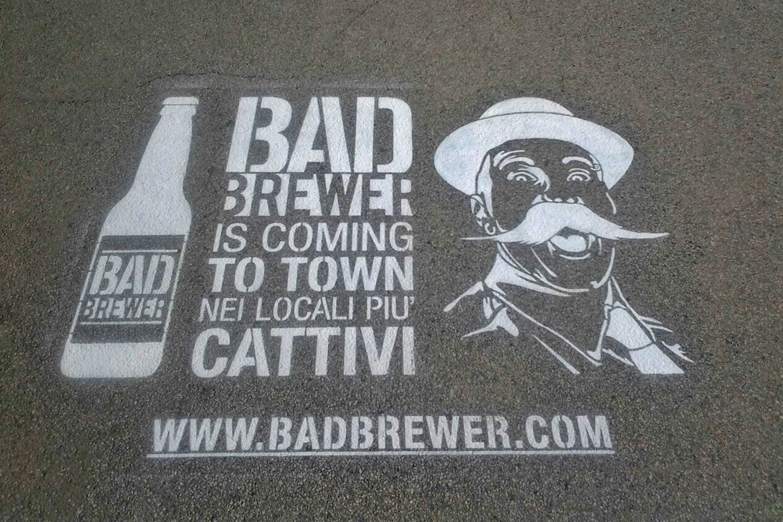 campagna pubblicitaria badbrewer