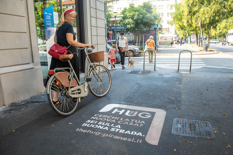 street marketing piranesi