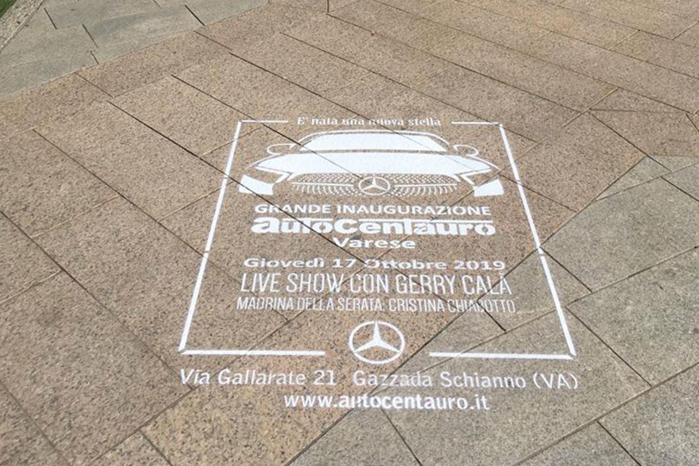 comunicazione outdoor auto centauro