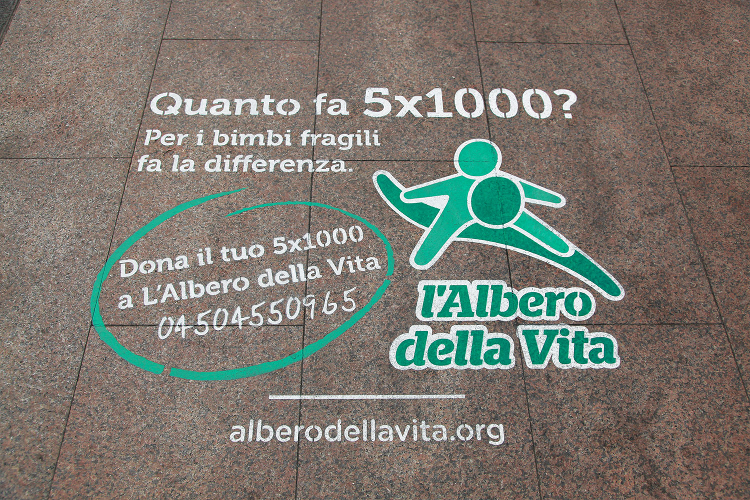unconventional marketing albero della vita