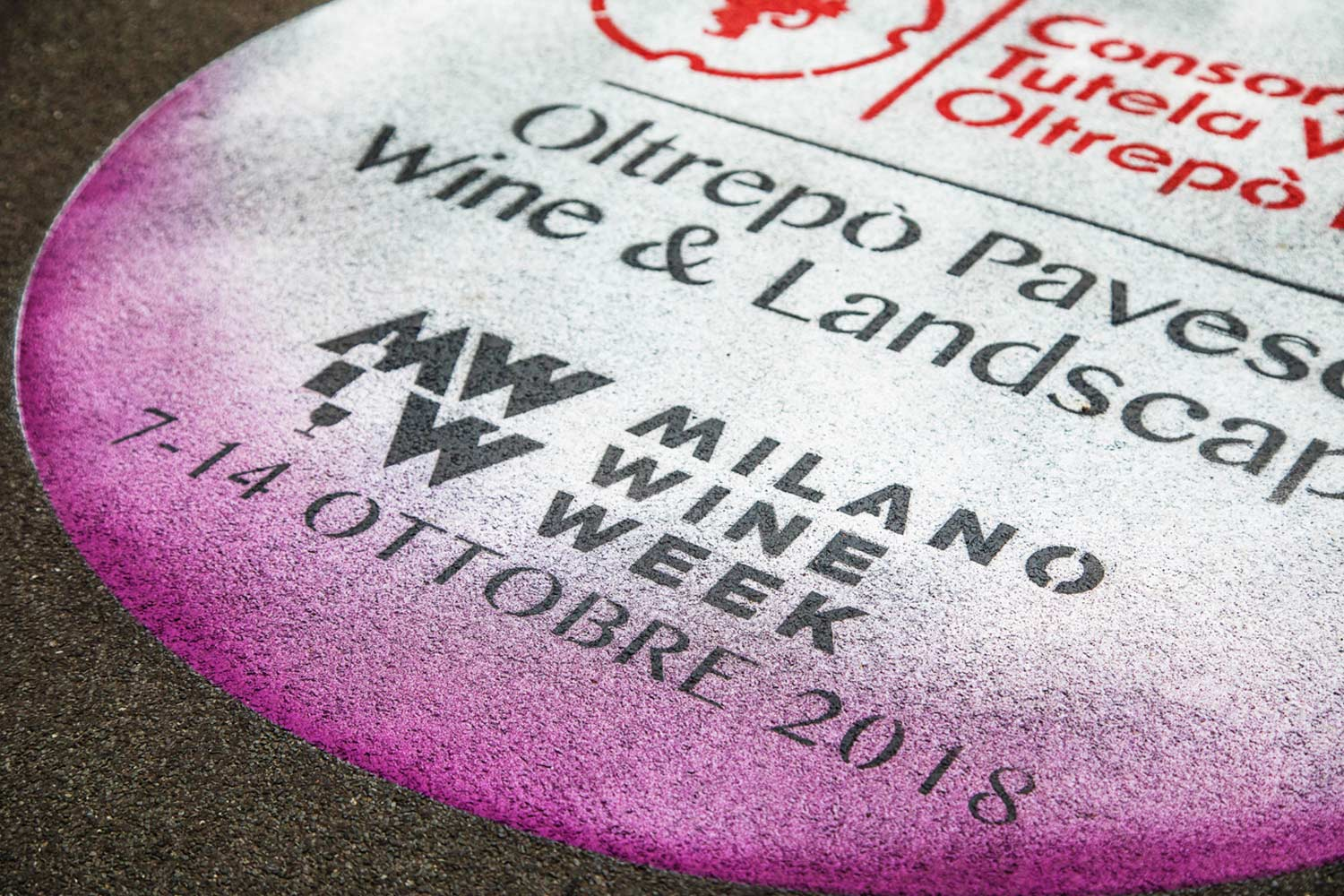 street marketing comune di milano wine week