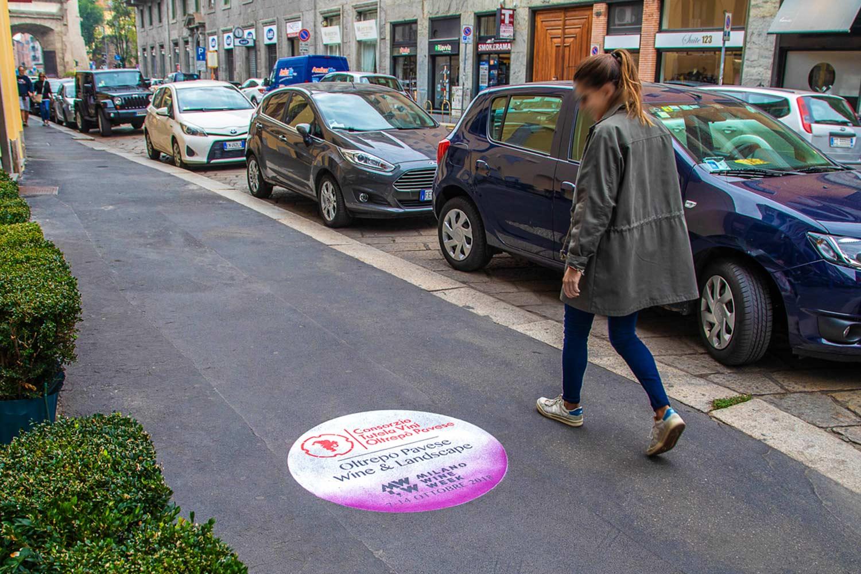 campagna pubblicitaria milano wine week