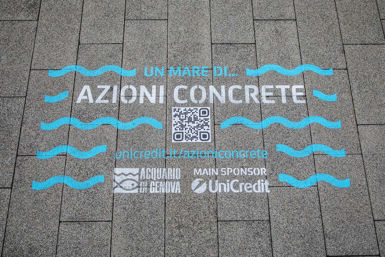 campagna pubblicitaria acquario di genova