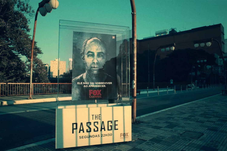 GreenGraffiti Billboard Creativo ThePassage