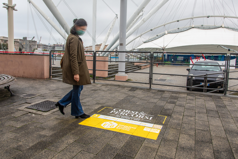 floor marketing fondazione garrone