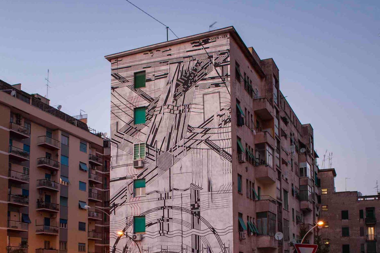Italian Graffiti - Garbatella