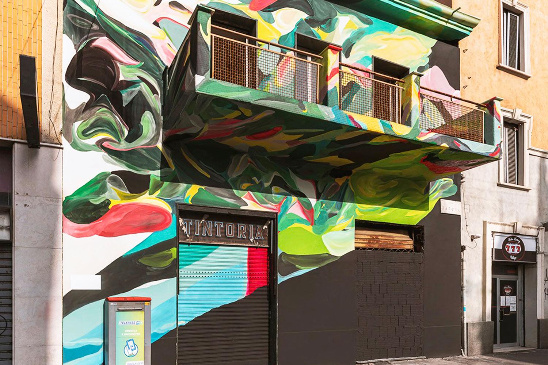 Napapijri giorgio bartocci murales