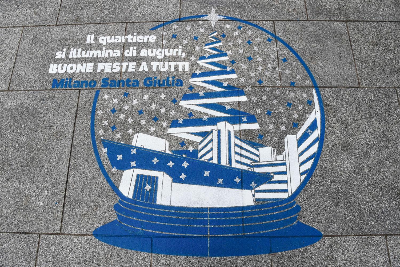 Santa Giulia GreenGraffiti