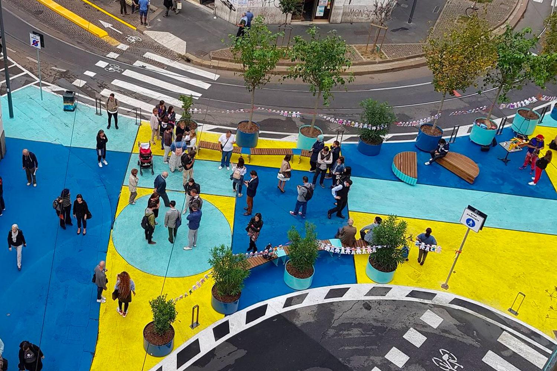 NoLo urbanismo tattico