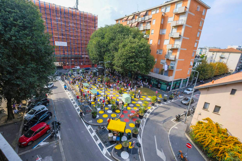 Dergano urbanismo tattico