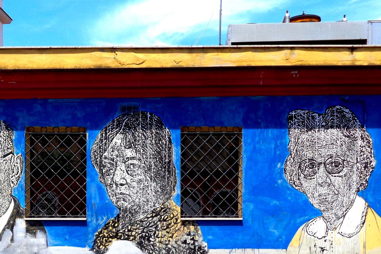 Sten&Lex Roma Ostiense street art