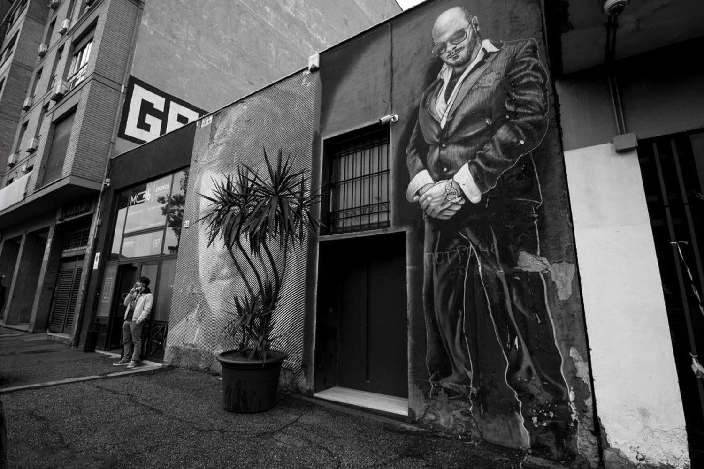 MTO Roma Ostiense street art