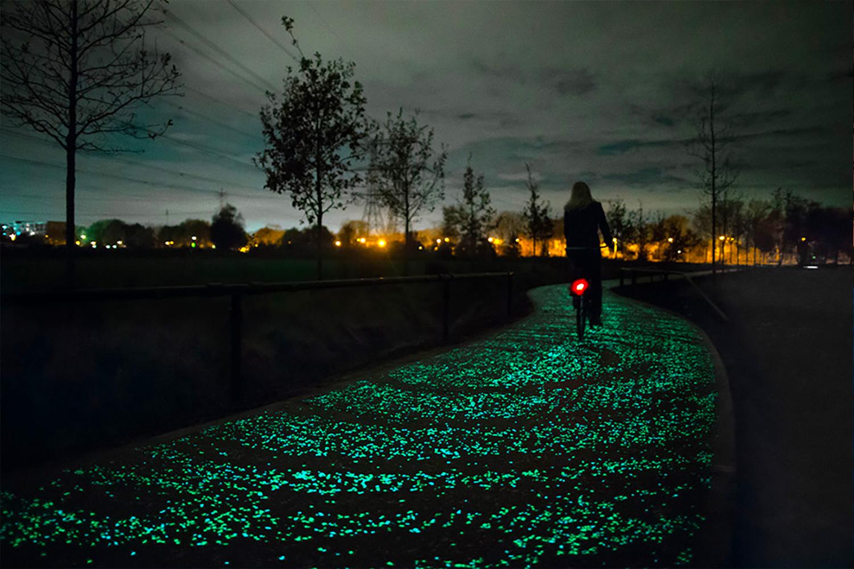 Van Gogh Cycle Path pista ciclabile Olanda