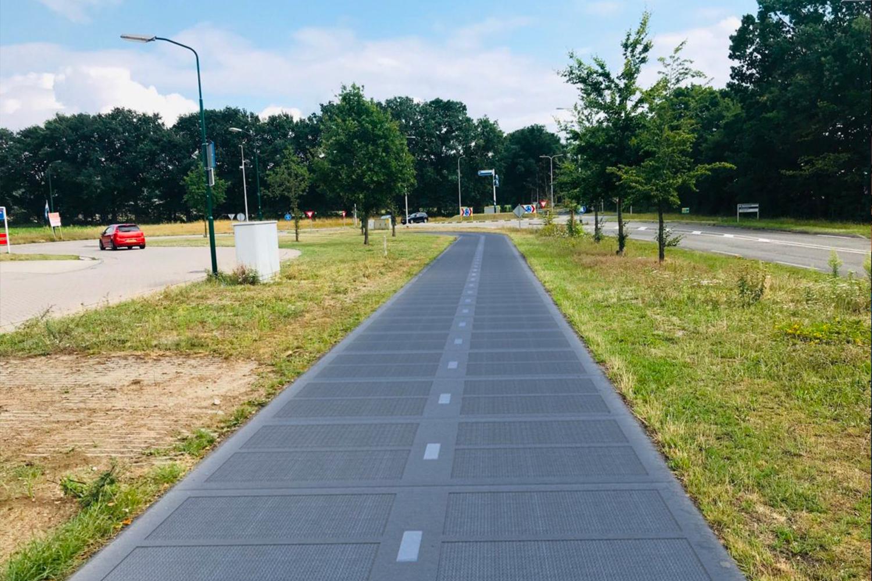SolaRoad pista ciclabile solare Olanda