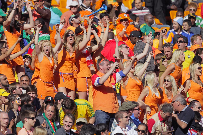 Bavaria World cup ambush marketing