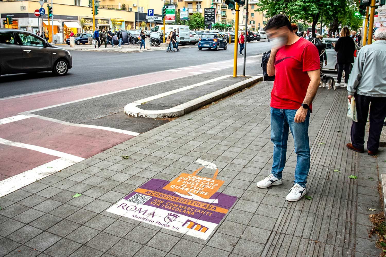 Comprasottocasa roma municipio VII Graffiti