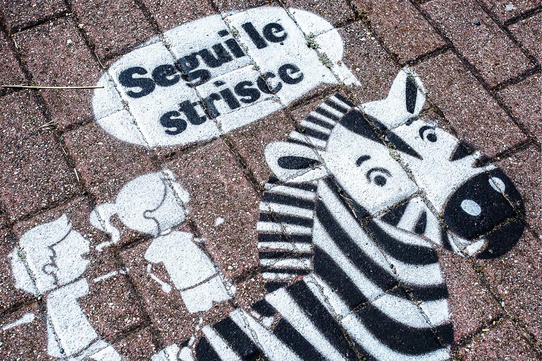 roma Municipio IX Graffiti