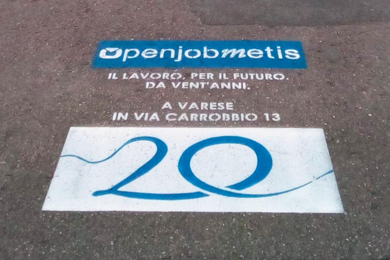 unconventional marketing Openjob Metis
