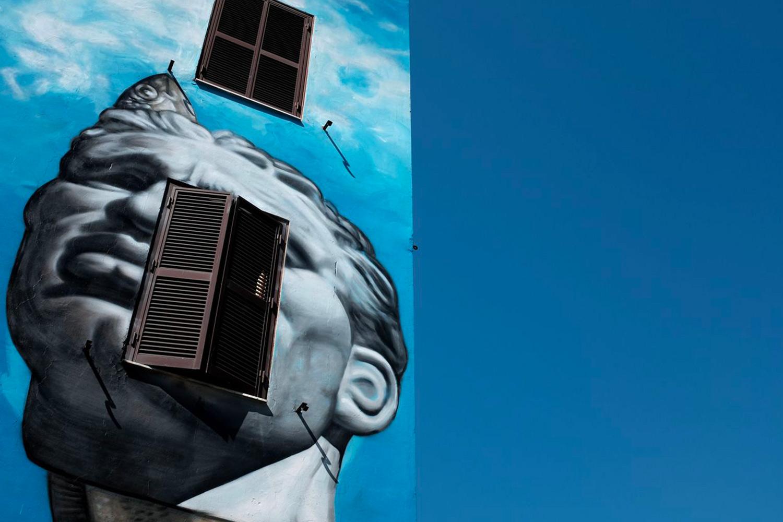 Italian Graffiti - Tor Marancia