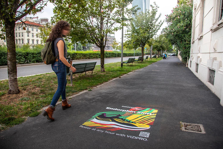 Saucony greengraffiti
