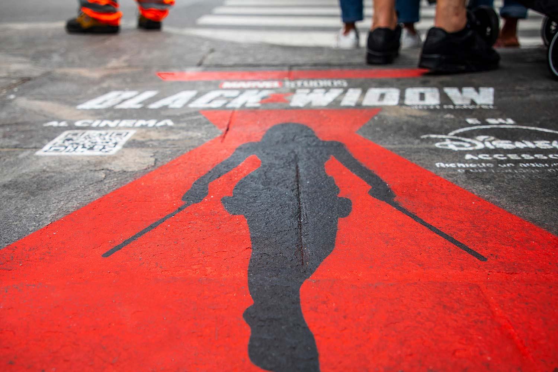 Disney+ - Black Widow greengraffiti