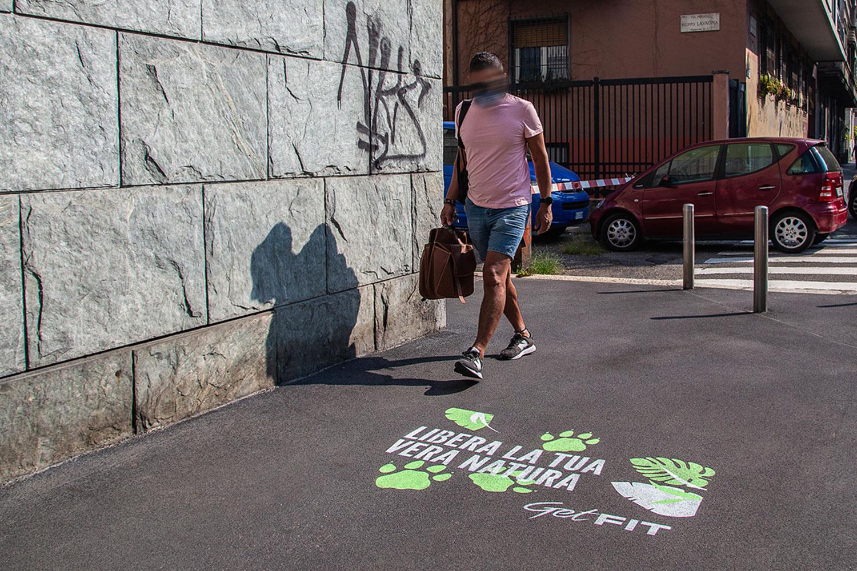 GreenGraffiti GetFit