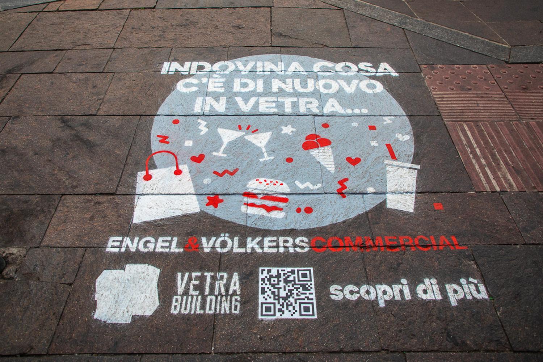 campagna pubblicitaria Engel & Völkers